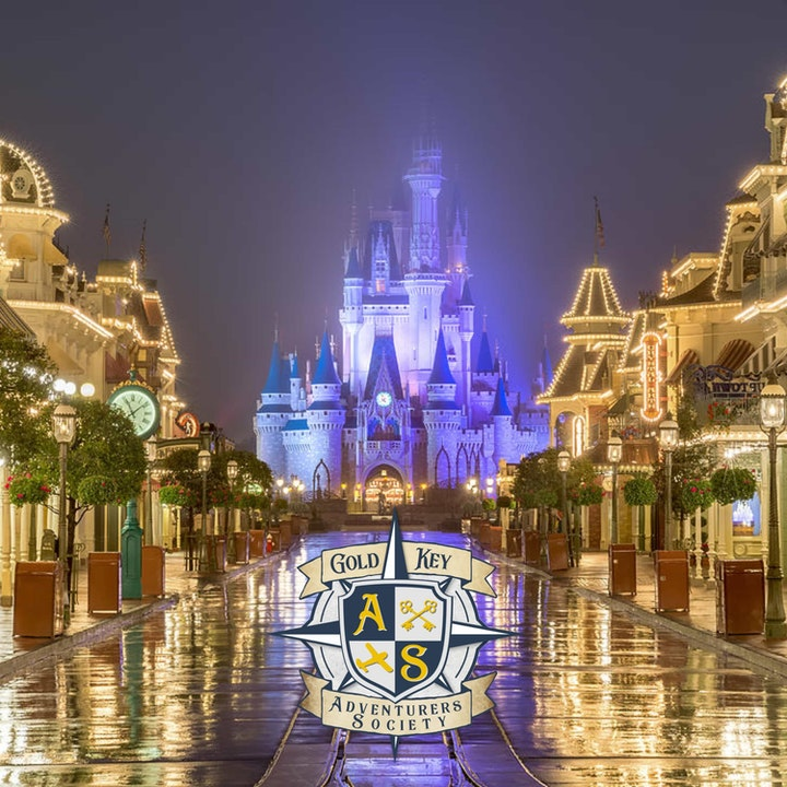 Episode image for A Tour of Walt Disney World's Main Street USA