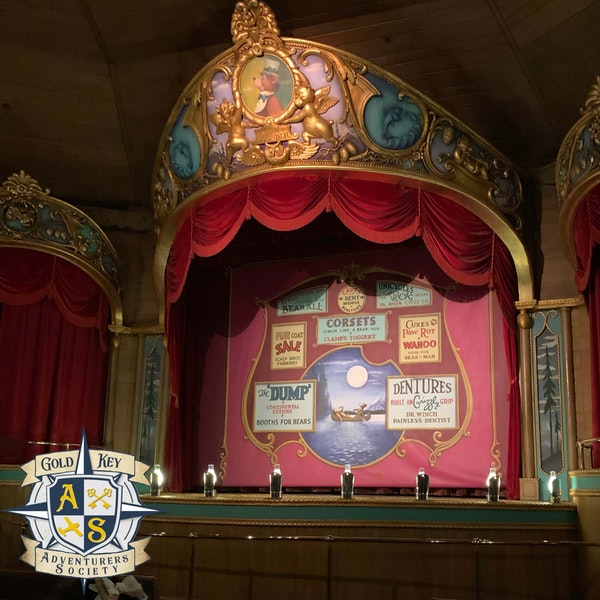 Tour of Frontierland in Walt Disney World's Magic Kingdom Image