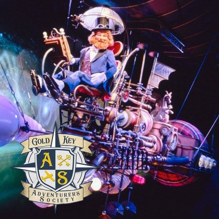 Armchair Imagineering:Disney Movie Challenge Image