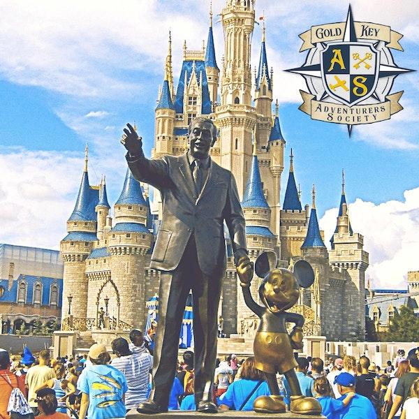 Walt Disney World 50th Anniversary Kickoff Celebration Image
