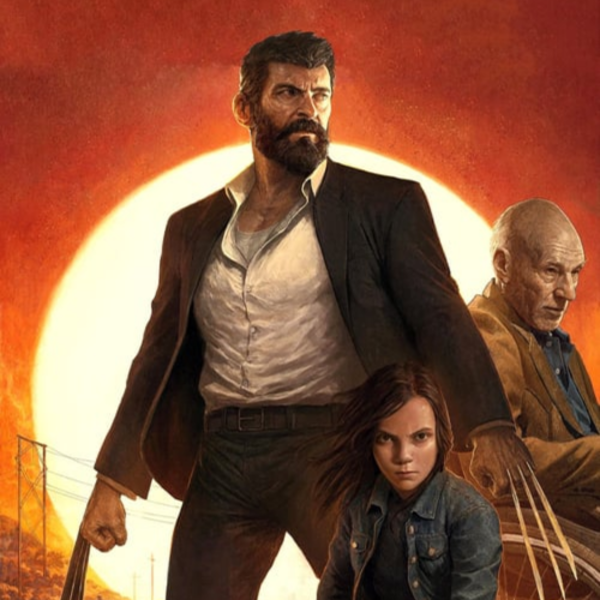 Logan and other Fox Marvel Properties with Sean Image