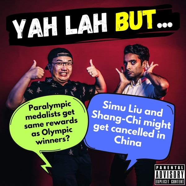 #205 - Paralympic gold only worth 20% of Olympic gold & Simu Liu might get cancelled in China
