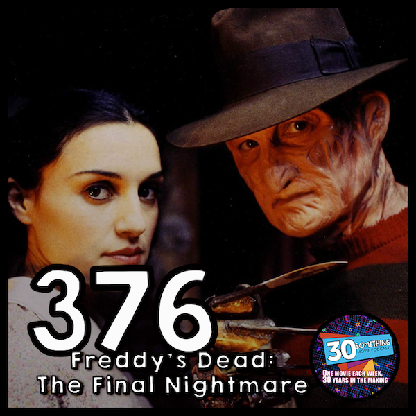"""Episode #376: """"Every town has an Elm Street!"""" 