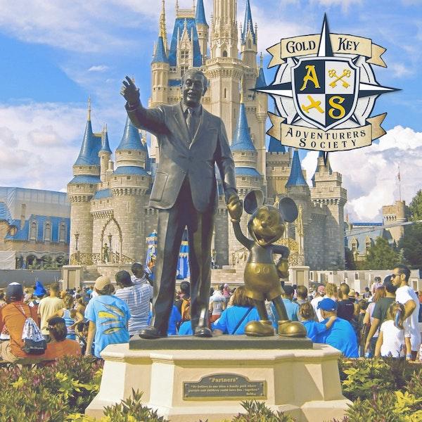 Draft Day 2:Disney Theme Park Lands Image