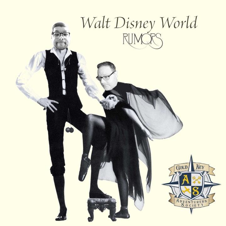 Episode image for Walt Disney World Rumors - Debunked!