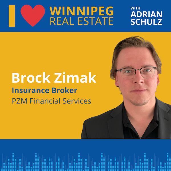 Brock Zimak on mortgage protection insurance Image