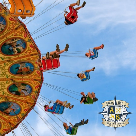 Extreme Theme Park Rides Image