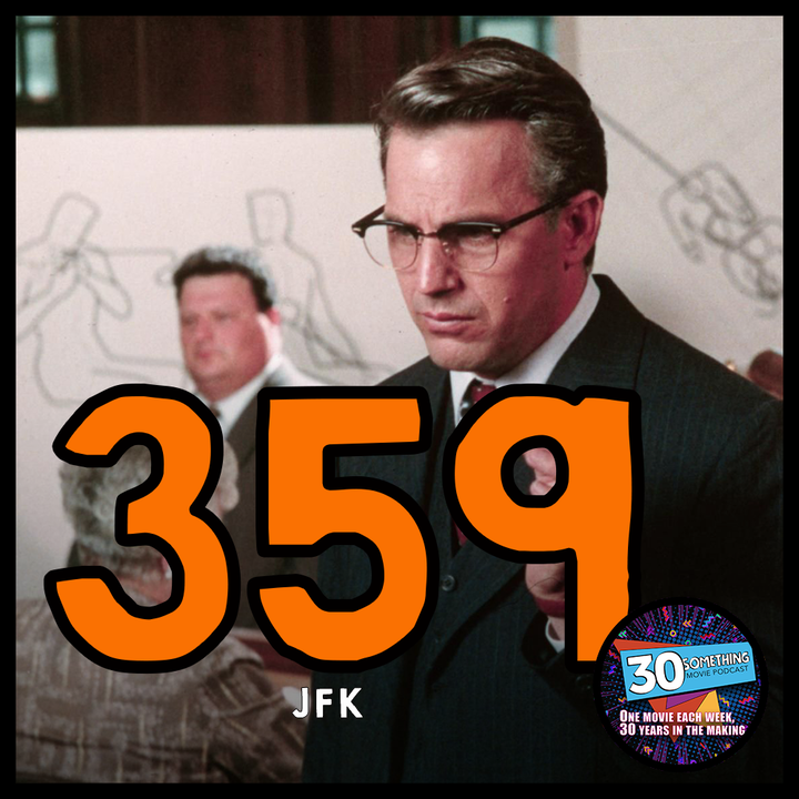 """Episode #359: """"Back and to the Left"""" 