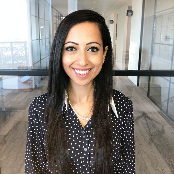 Establishing gender equality in the workplace with Anju Solanki