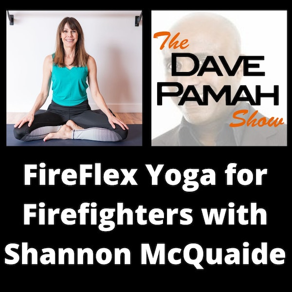FireFlex Yoga for Firefighters with Shannon McQuaide