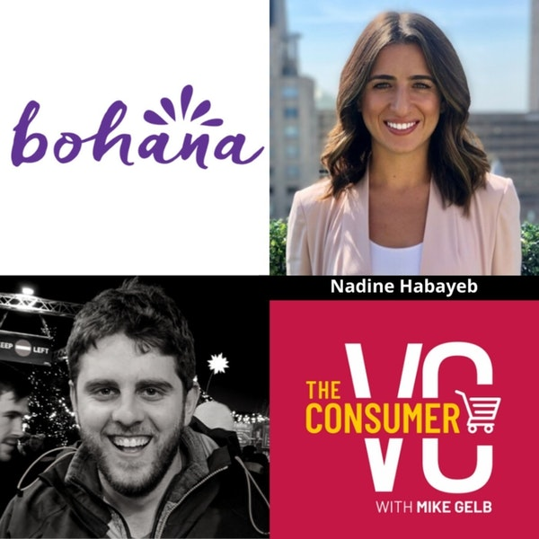 Nadine Habayeb (Bohana) - The Future of Superfood Healthy Snacks, How Eastern Traditions Have Migrated West, and Finding Product-Market Fit
