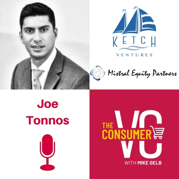 Joe Tonnos (Ketch Ventures & Mistral Equity Partners) - Cricket Protein, Tequila and Investing in Sustainability