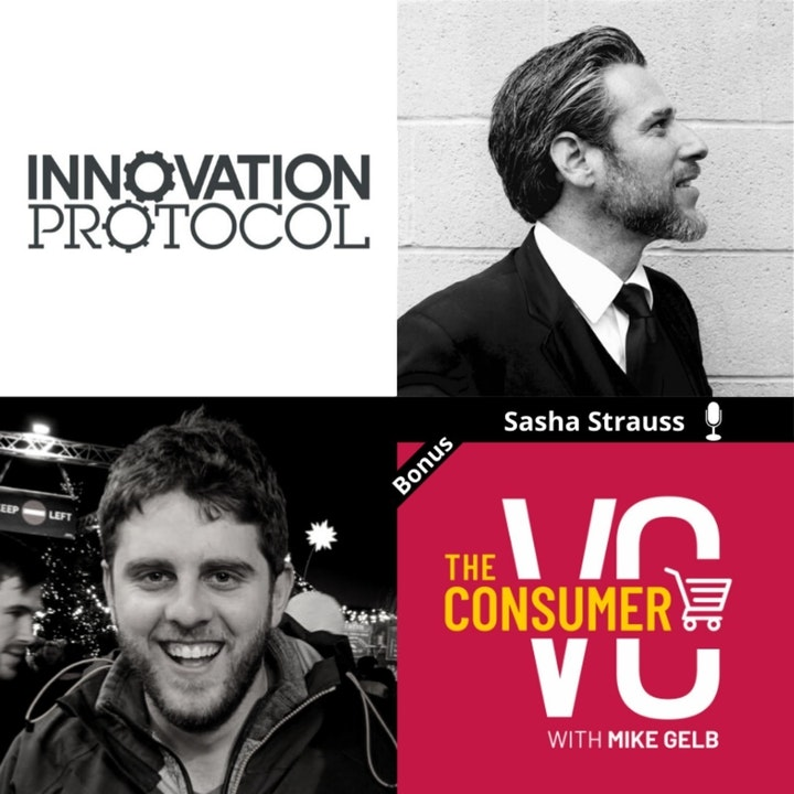 Bonus: Sasha Strauss (Innovation Protocol) - Brand Strategy, Not Making Brand Too Personal, and Importance of Positioning