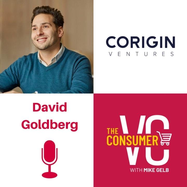 David Goldberg (Corigin Ventures) - The Sharing Economy, Consumerization of Enterprise Software, and Distribution