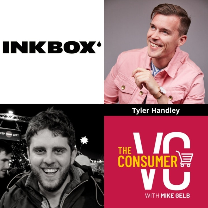 Tyler Handley (Inkbox) -Tattoos, Defining and New Market, and Why Stickiness Lies Within The Technology