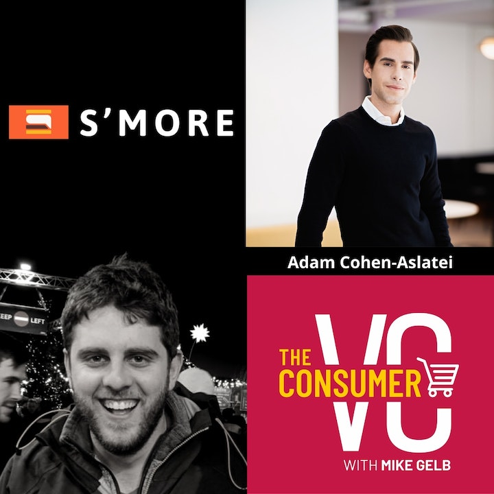 Adam Cohen-Aslatei (S'more) - Bringing Inclusivity and Honesty to Online Dating, and How He Successfully Fundraised