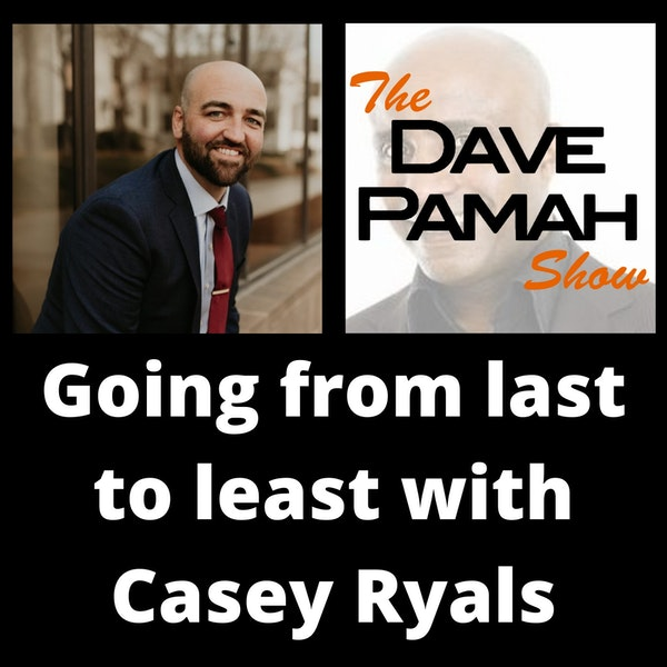Going from last to least with Casey Ryals