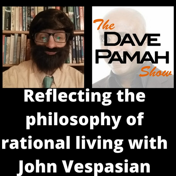 Reflecting the philosophy of rational living with John Vespasian