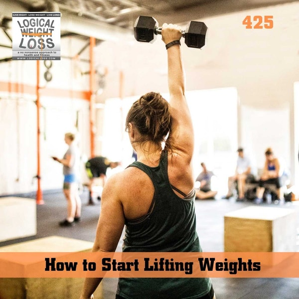 How to Get Started Lifting Weights and Why? Image