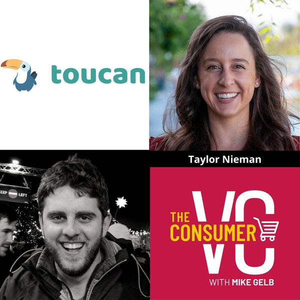Taylor Nieman (Toucan) - Browser Extension Businesses, The Power of Partnerships, and Her Unique Approach to Fundraising