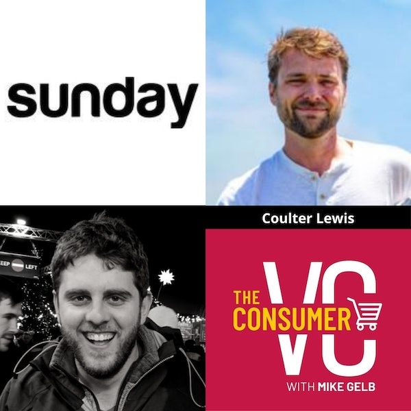 Coulter Lewis (Sunday) - Introducing D2C & Environmentally Friendly Lawn Care, and Lessons From a Serial Entrepreneur