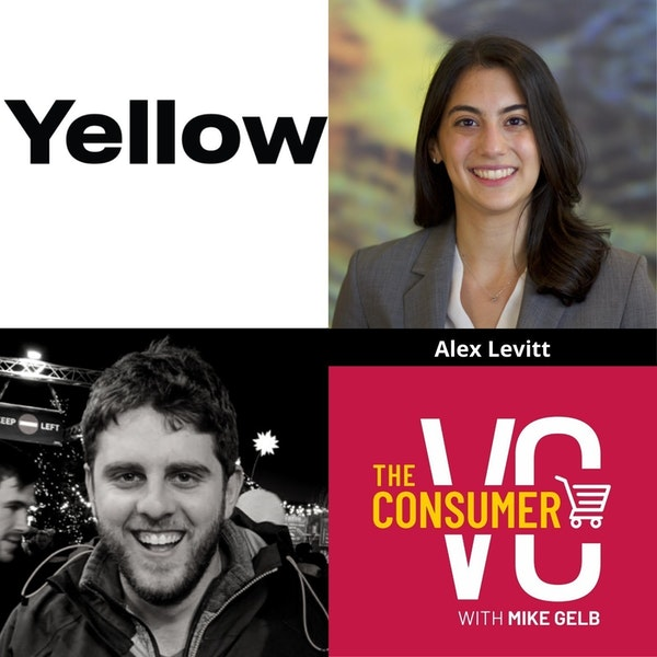 Alex Levitt (Yellow) - Inside Snap Inc.'s Launchpad for Startups, Building Products On Top of Social Platforms, and Her Diligence Process
