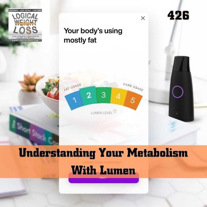 Understanding Your Metabolism with Lumen
