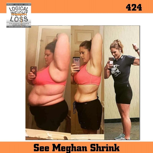 How Meghan Lost 240 Lbs Image
