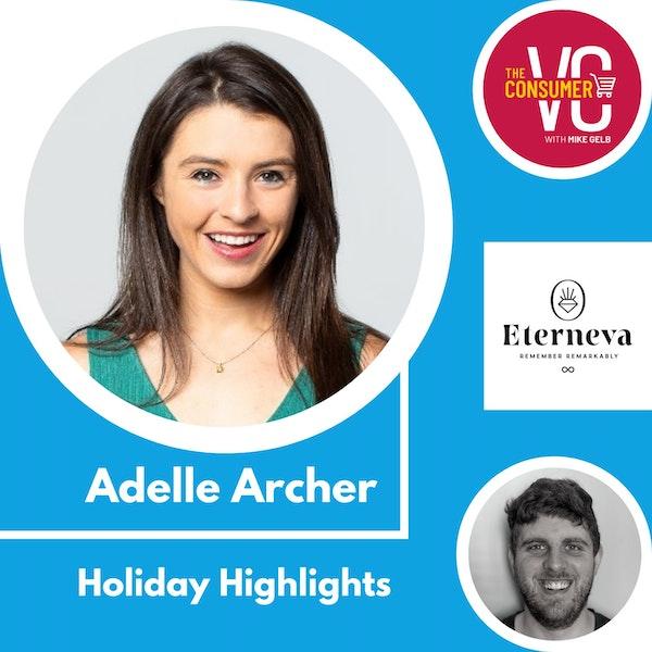 Holiday Recap: Adelle Archer, CEO of Eterneva