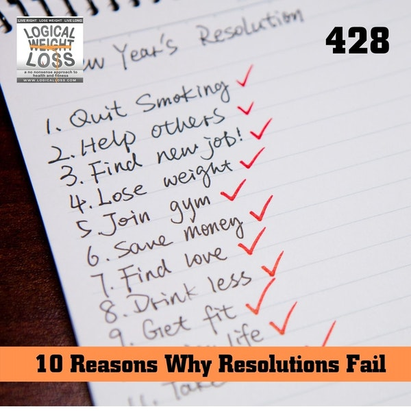 10 Reasons Why Resolution Fail - And How to Create One That Doesn't Image