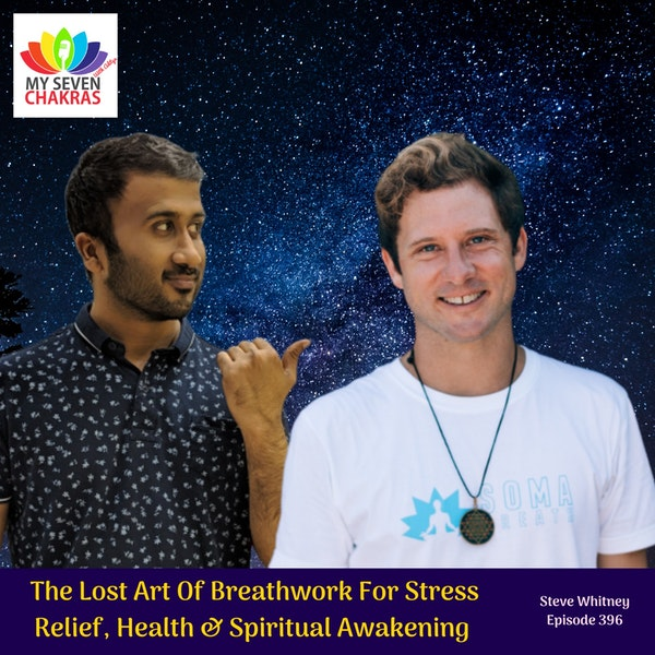 The Lost Art Of Breathwork For Stress Relief, Health & Spiritual Awakening (The Complete Guide) Image