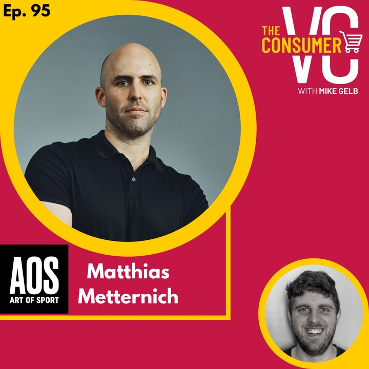 Matthias Metternich (Art of Sport) - Building the Nike of Body Care, The Power of the Athlete, and How to Build a Compelling Story for Retail