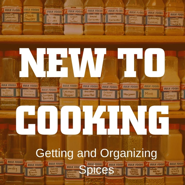 Getting and Storing Spices Image
