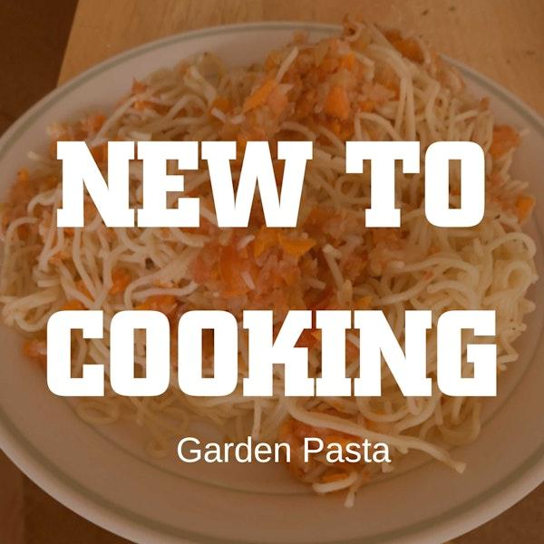 Garden Pasta Image