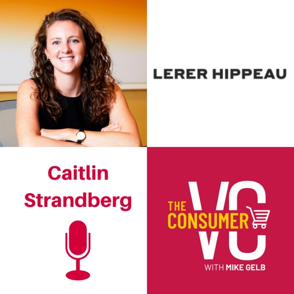 Caitlin Strandberg (Lerer Hippeau) - How To Identify Consumer Pain Points, The D2C Investment Landscape, and The New York Ecosystem