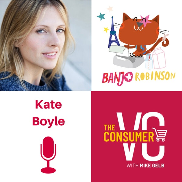 Kate Boyle (Banjo Robinson) - Expanding Into Different Countries, Her Unfair Advantage, and Storytelling