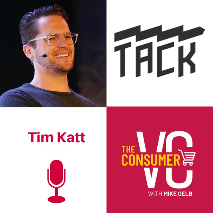 Tim Katt (TACK Ventures) - How Tech is Disrupting Sports, Media and Advice for Founders in Secondary Markets