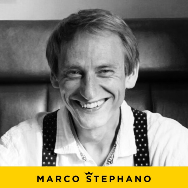 The role of men in the empowerment of women in today's modern world with Marco Stephano