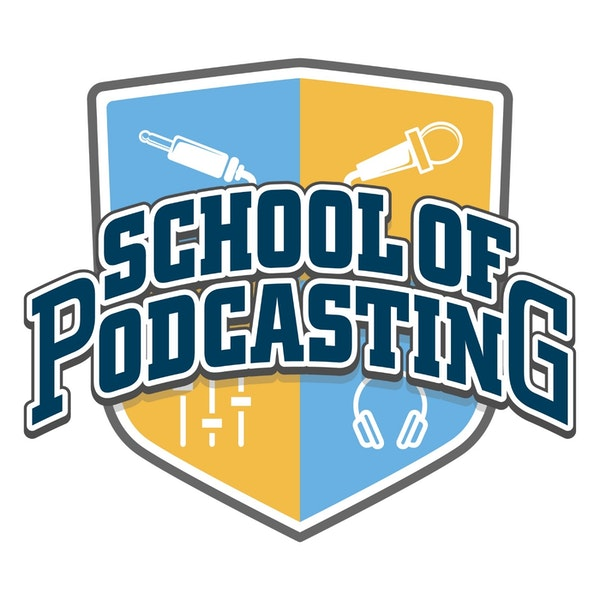 Where's The School of Podcasting? Image