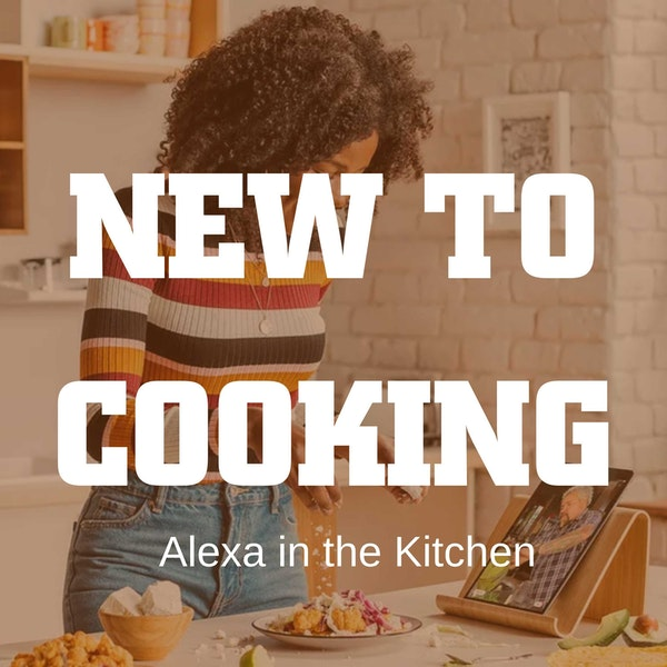 Alexa in the Kitchen Image
