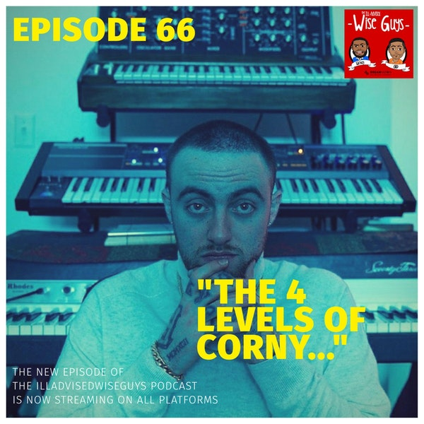 """Episode 66 - """"The 4 Levels of Corny..."""" Image"""