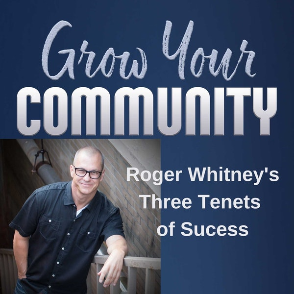 Roger Whitney's Three Tenets of Success Image