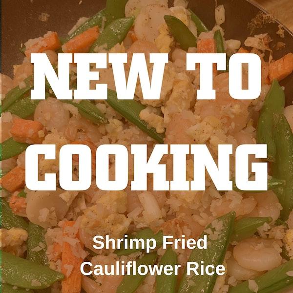 Shrimp Fried Cauliflower Rice Image