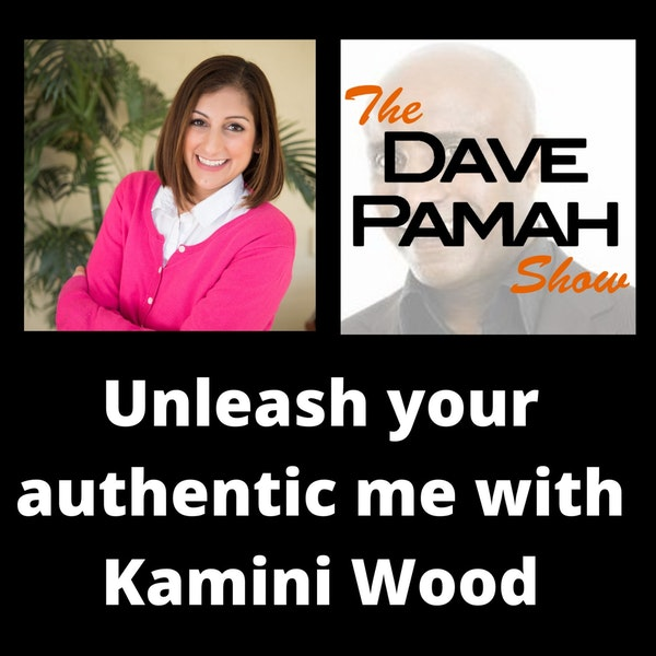 Unleash your authentic me with Kamini Wood
