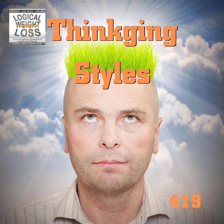 Identifying 10 Unhelpful Thinking Styles