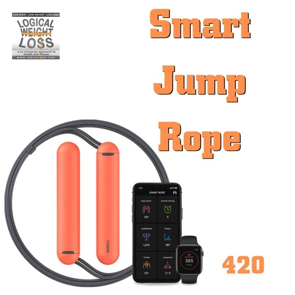 Smart Jump Rope - No Longer Kids stuff Image