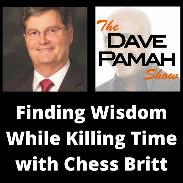 Finding Wisdom While Killing Time with Chess Britt