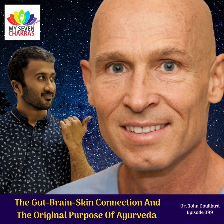 Episode image for The Gut-Brain-Skin Connection With Dr. John Douillard