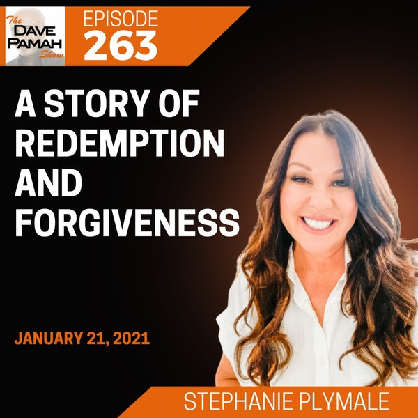 A story of redemption and forgiveness with Stephanie Thornton Plymale