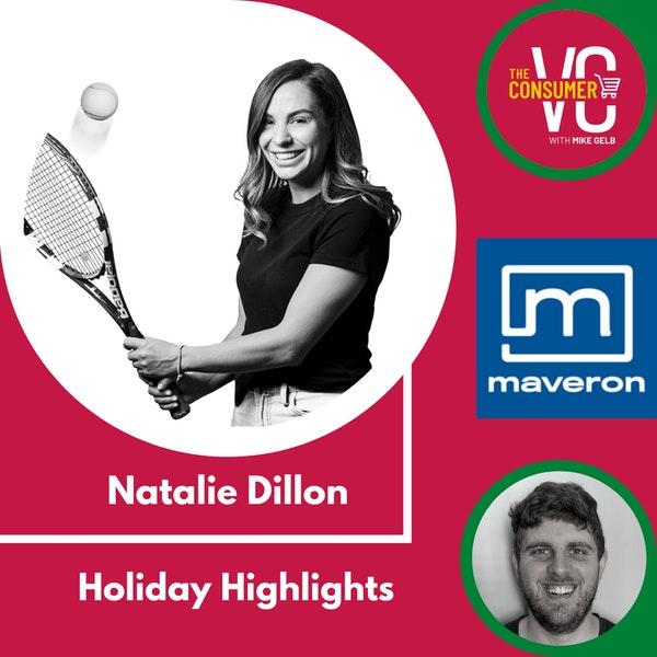Holiday Highlights: Natalie Dillon, Principal at Maveron